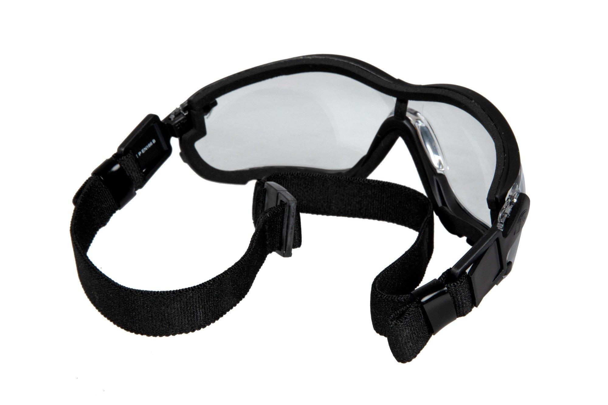 Pyramex V2G skyddsglasögon - klara