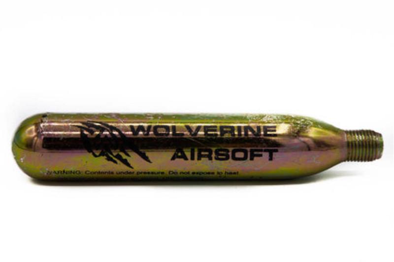 Wolverine 33g Co2-patron