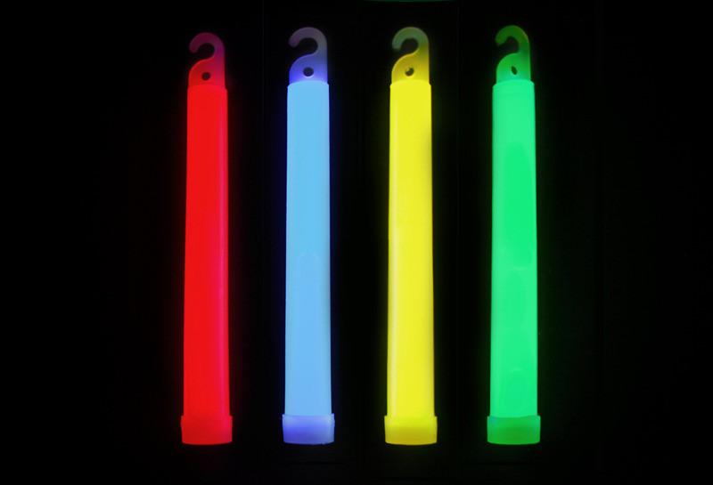 GFT yellow Glowstick