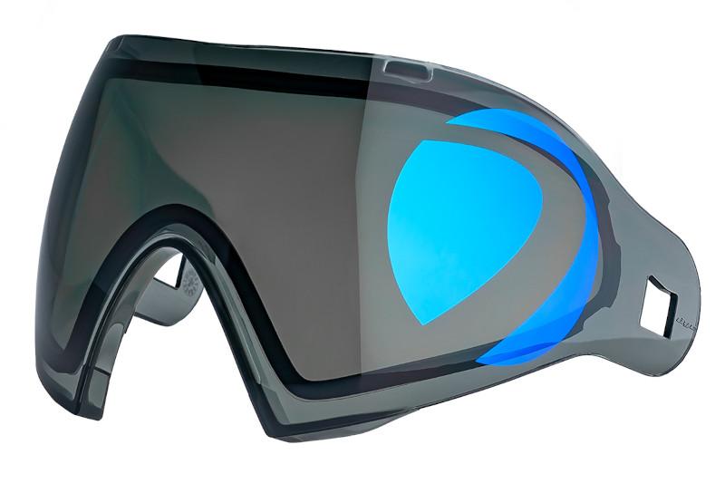 Dye Lens i4 / i5 Dyetanium 2D Smk/Blue Iced (Beställningsvara)