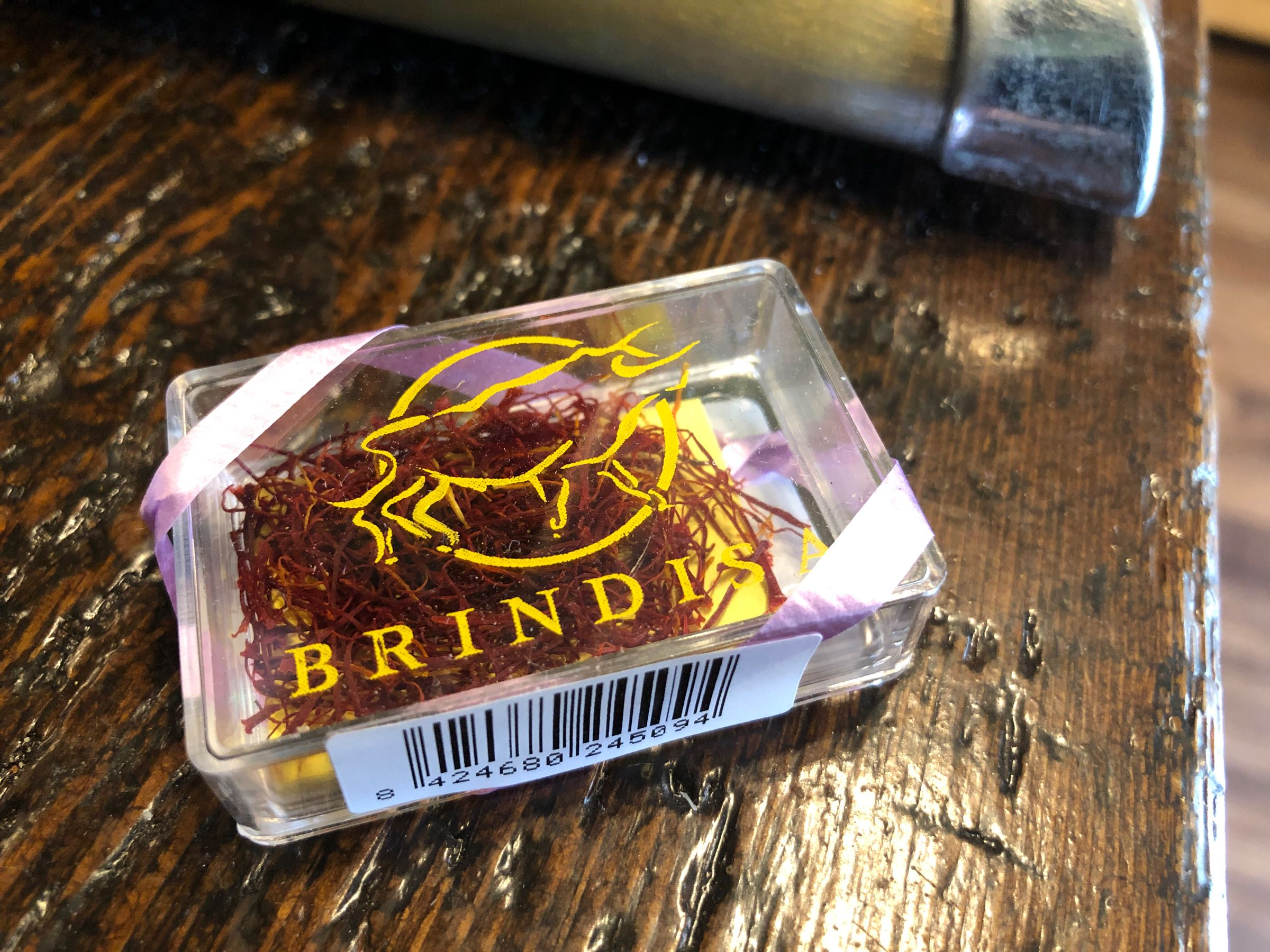 Brindisa saffron stamens, box 0.5g