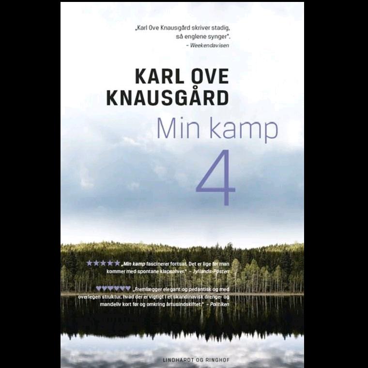 Min kamp 4 af Karl Ove Knausgård