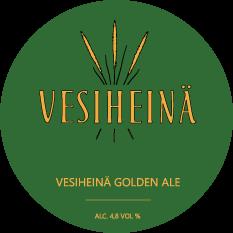 Vesiheinä Golden Ale 4,8% / 0,33l