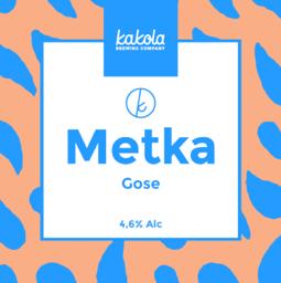 Kakola Brewing Company Metka Gose 4,6% / 0,33l