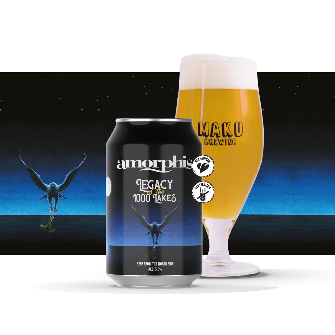 Amorphis Pale Ale 5,0% / 0,33l (G)
