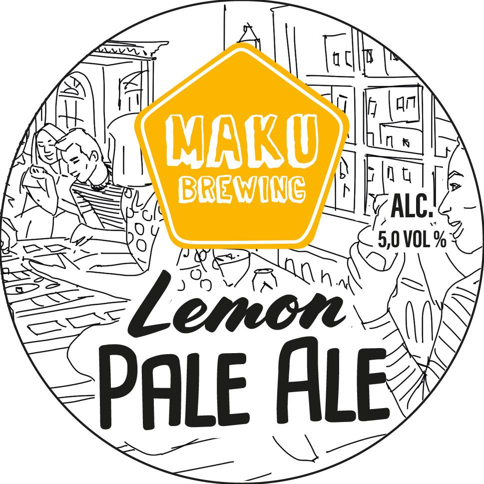 Lemon Pale Ale 5,0% 30l keg