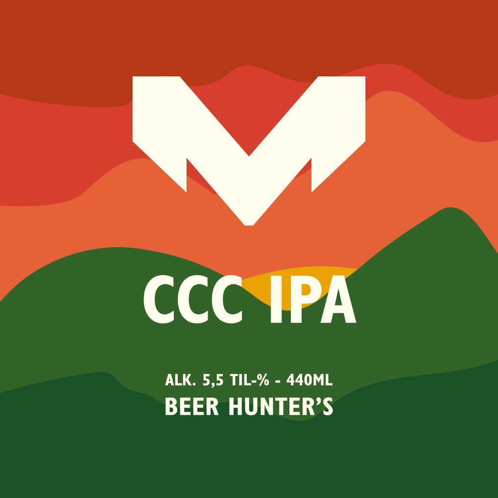 Mufloni CCC IPA 5,5% / 0,44l