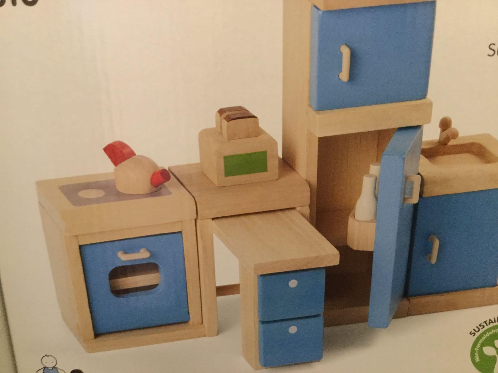 Plan toy- Kitchen - Neo