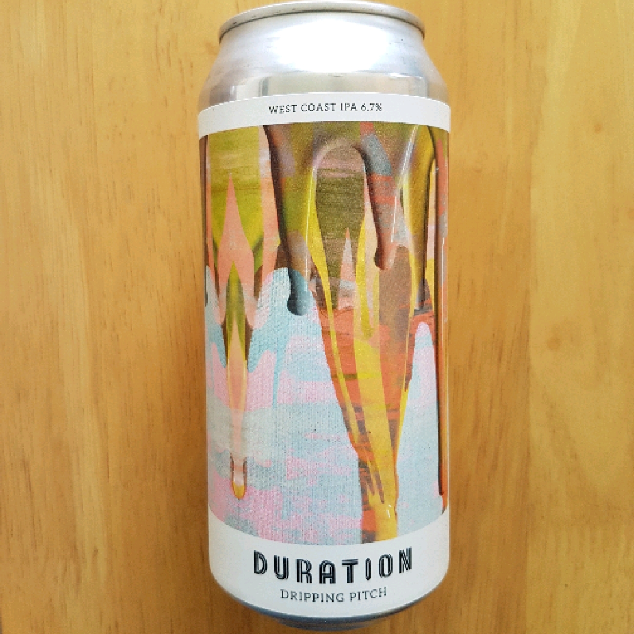 Duration Dripping Pitch