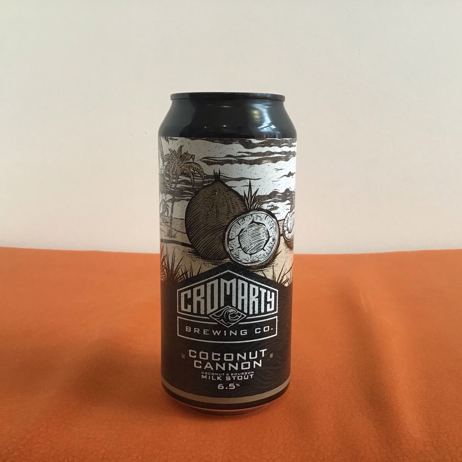 Cromarty Brewing Co: Coconut Cannon
