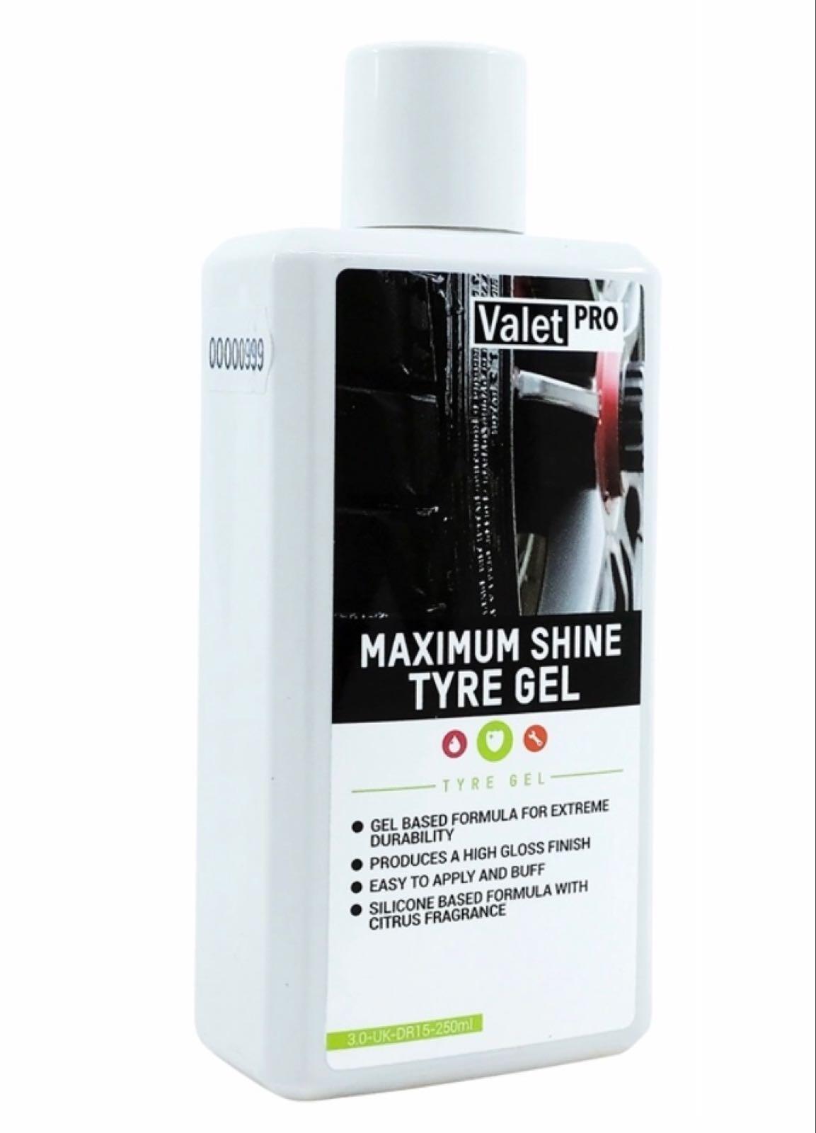 z. Maximum Tyre Shine Gel 250 ml