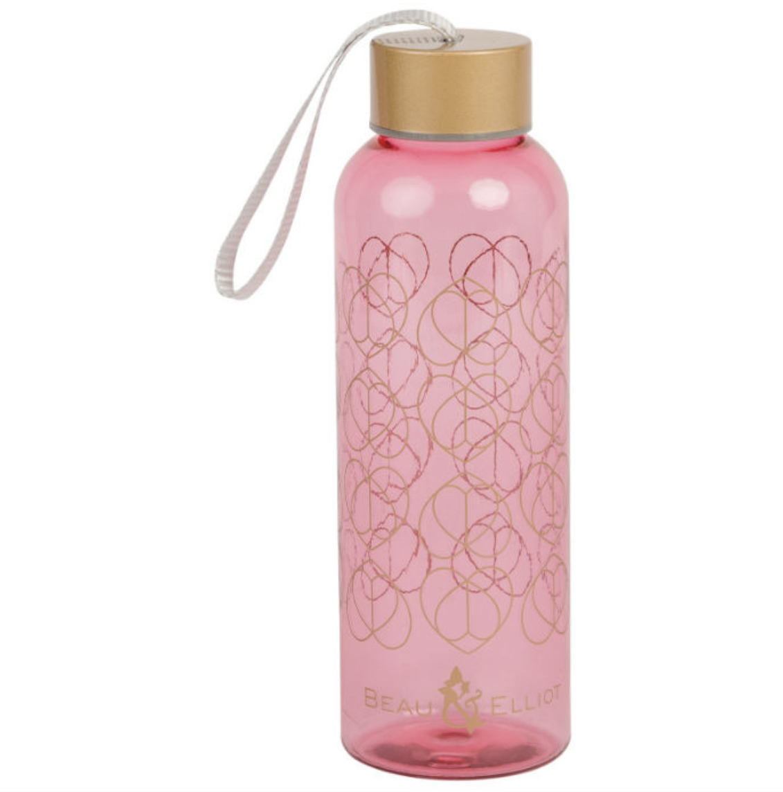ORCHID DRINKS BOTTLE 500ML. BEAU & ELLIOT