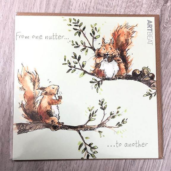 Card - from one nutter