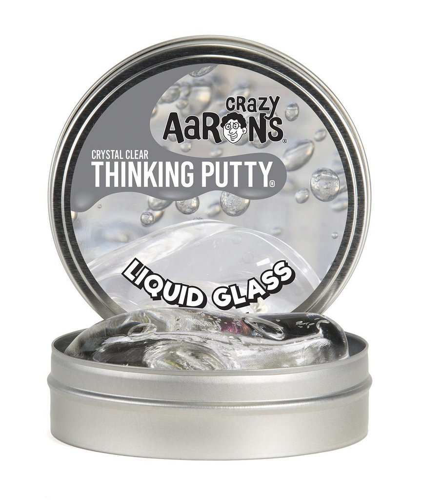 Crazy Aaron Liquid glass thinking putty.