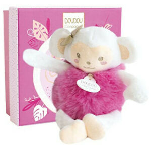 Doudou et compagnie Paris. Soft monkey