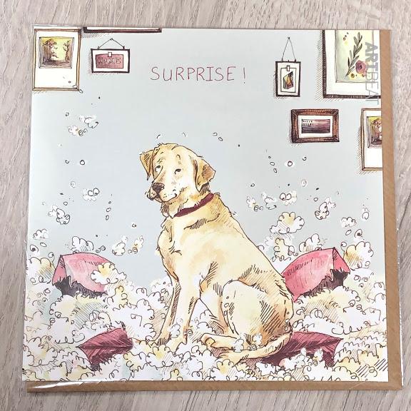 Card - Surprise!