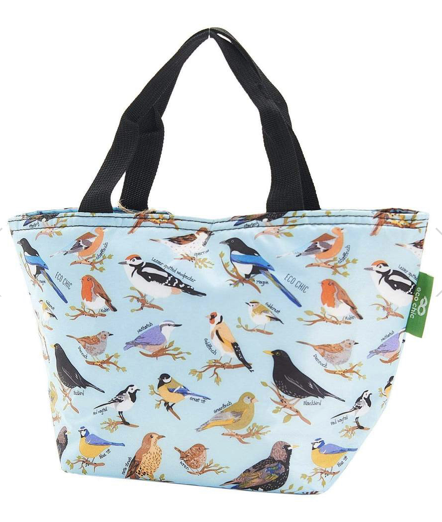 Eco chic recycled plastic lunch bag