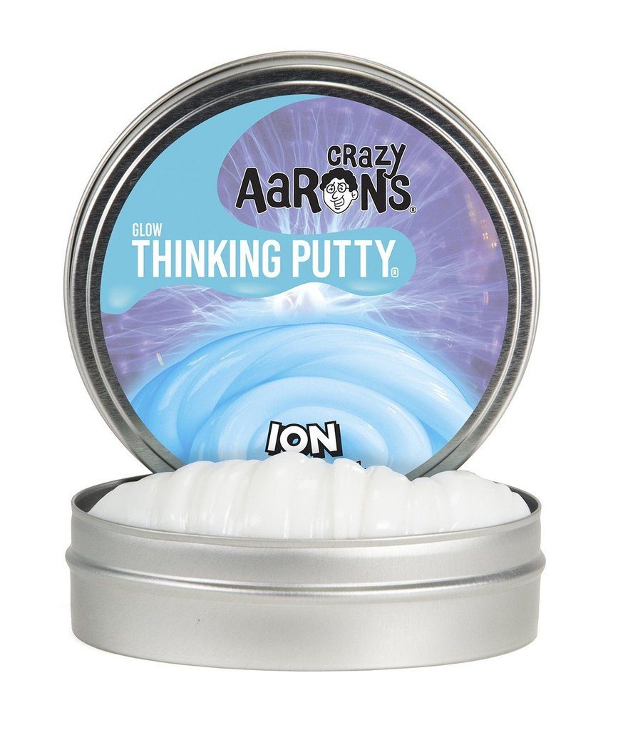 Crazy Aaron Ion Glow Thinking Putty