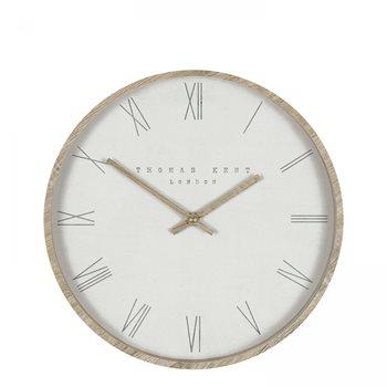 "12"" Nordic Tofu Wall Clock. Thomas Kent clocks"