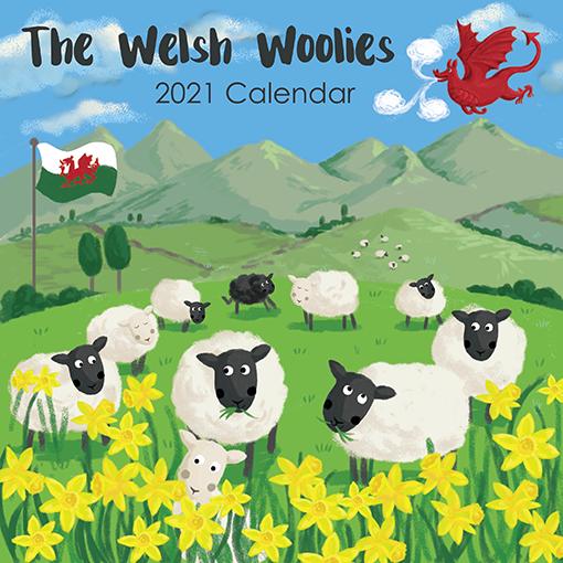 The Welsh Woolies 2021 Calendar