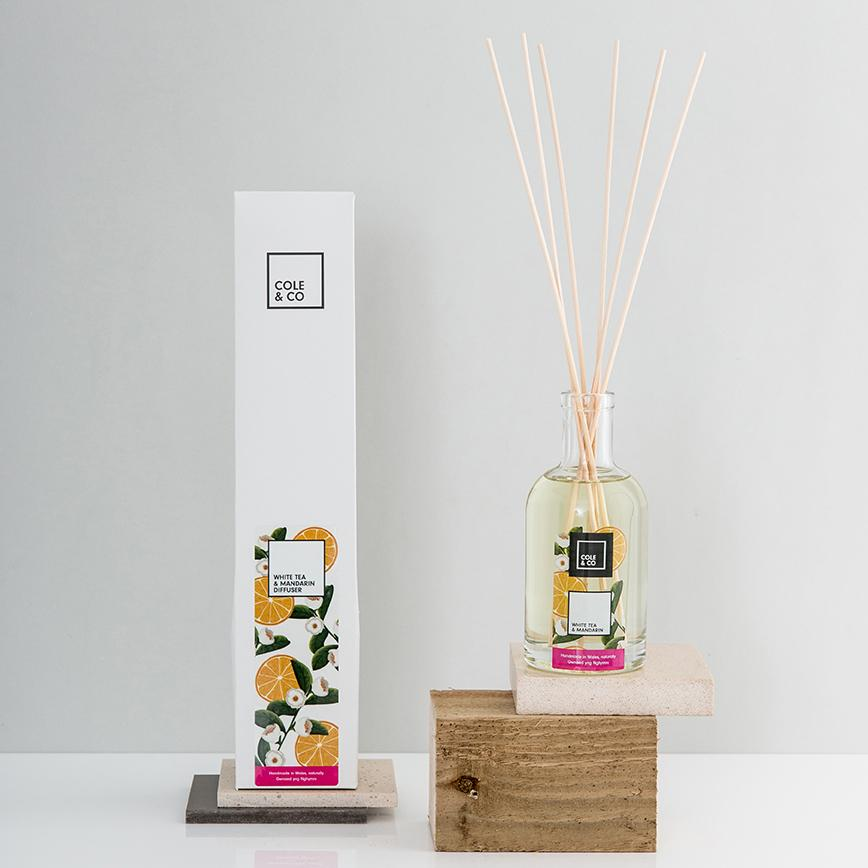 Cole & Co Reed Diffusers