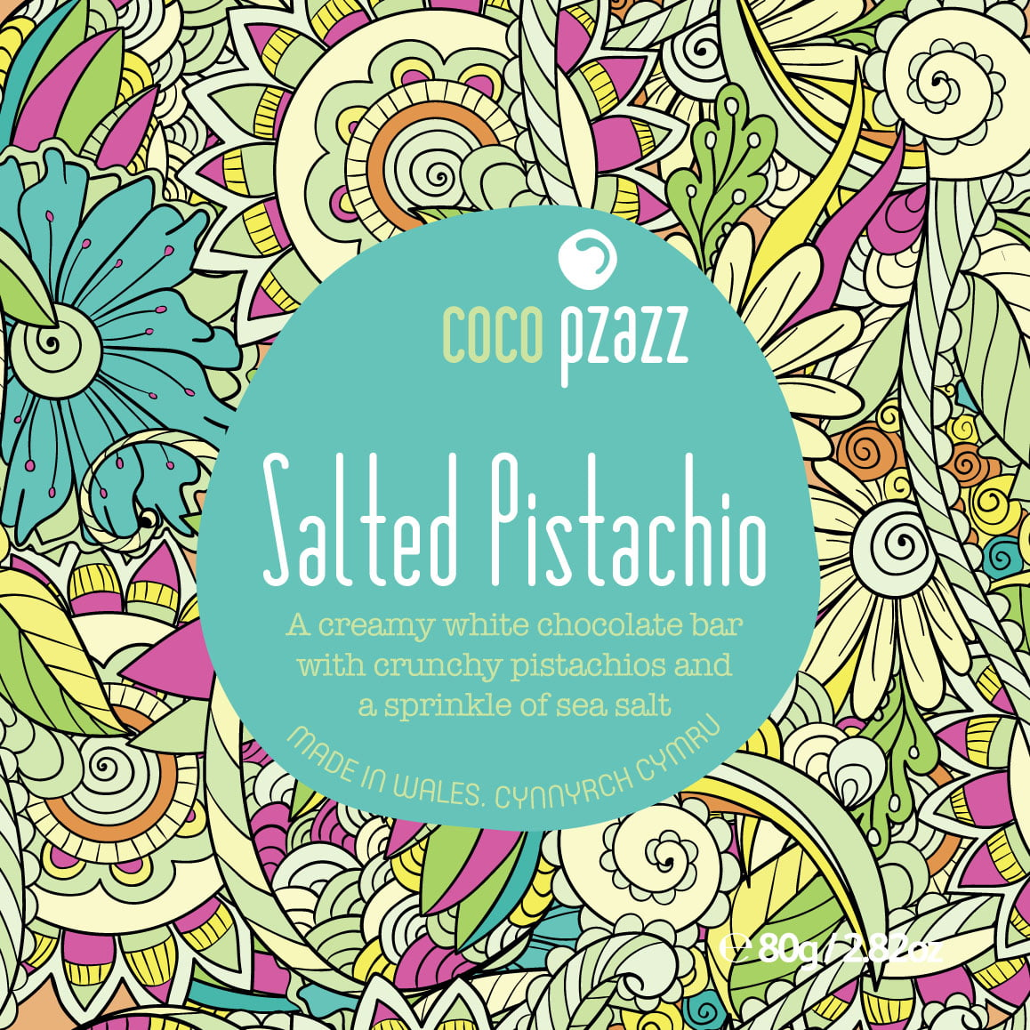 Coco Pzazz Bars (inc. Vegan Bars)