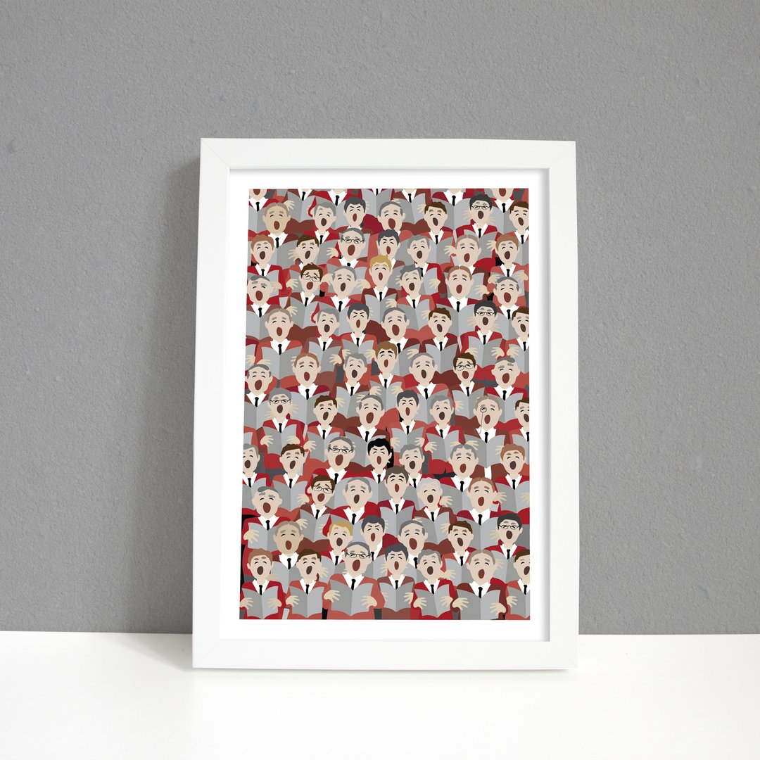 Max Rocks Art Prints - Framed