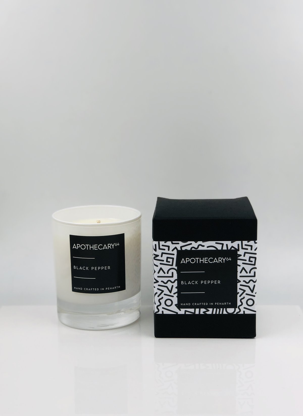 Apothecary 64 - Black Pepper