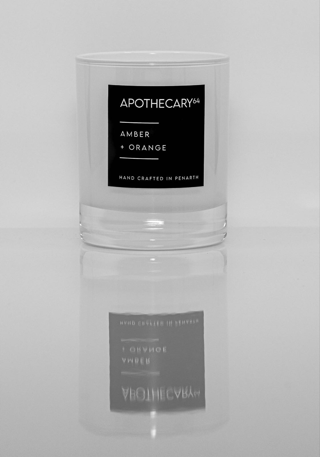 Apothecary 64 - Amber & Orange