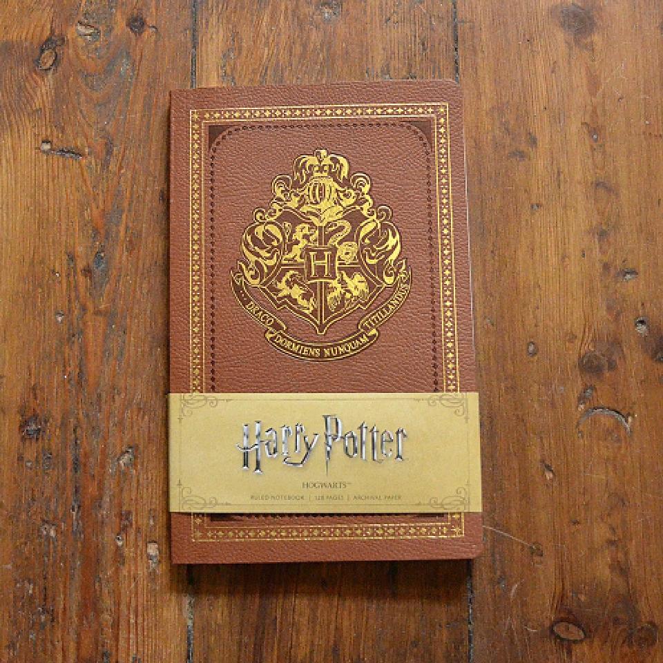 Anteckningsbok - Harry Potter Hogwarts