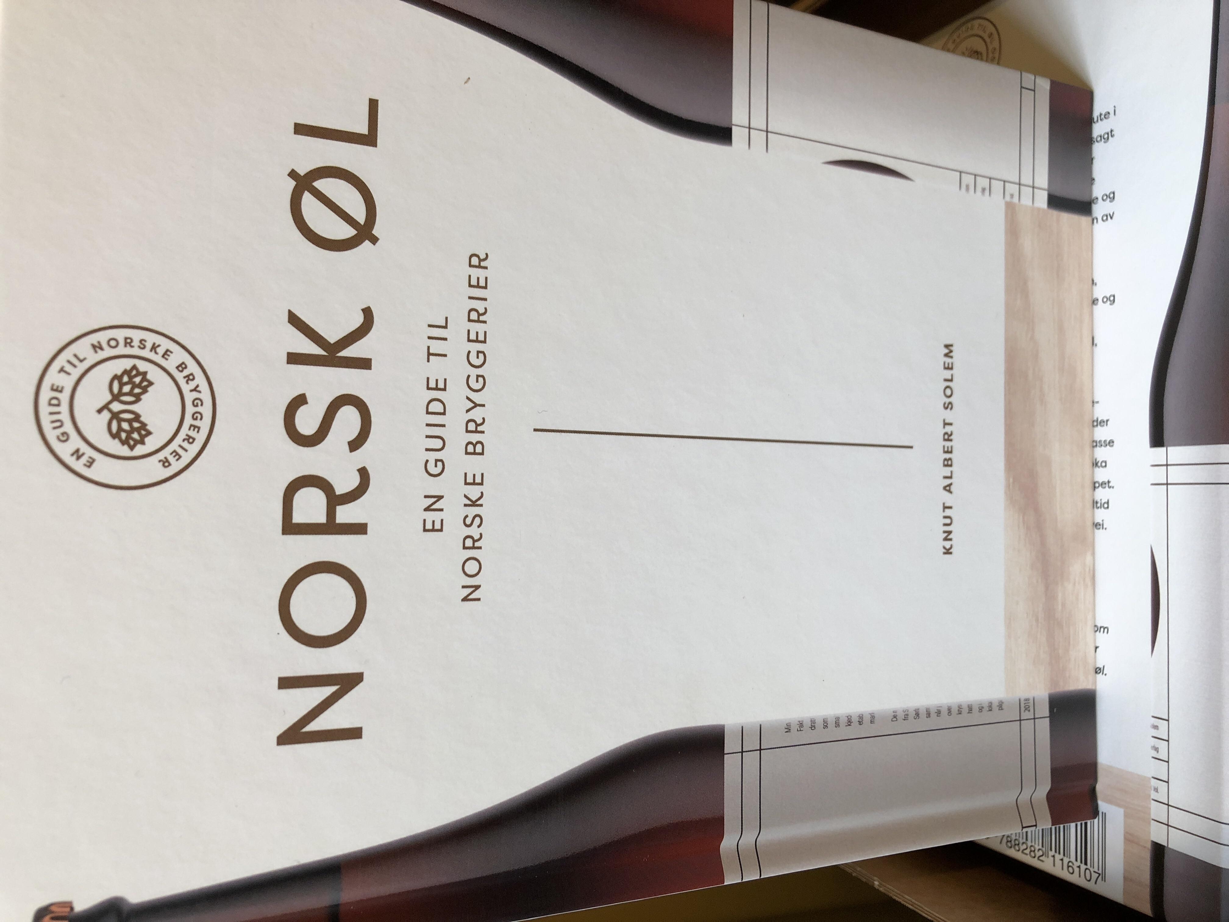 Norsk øl, en guide til norske bryggerier