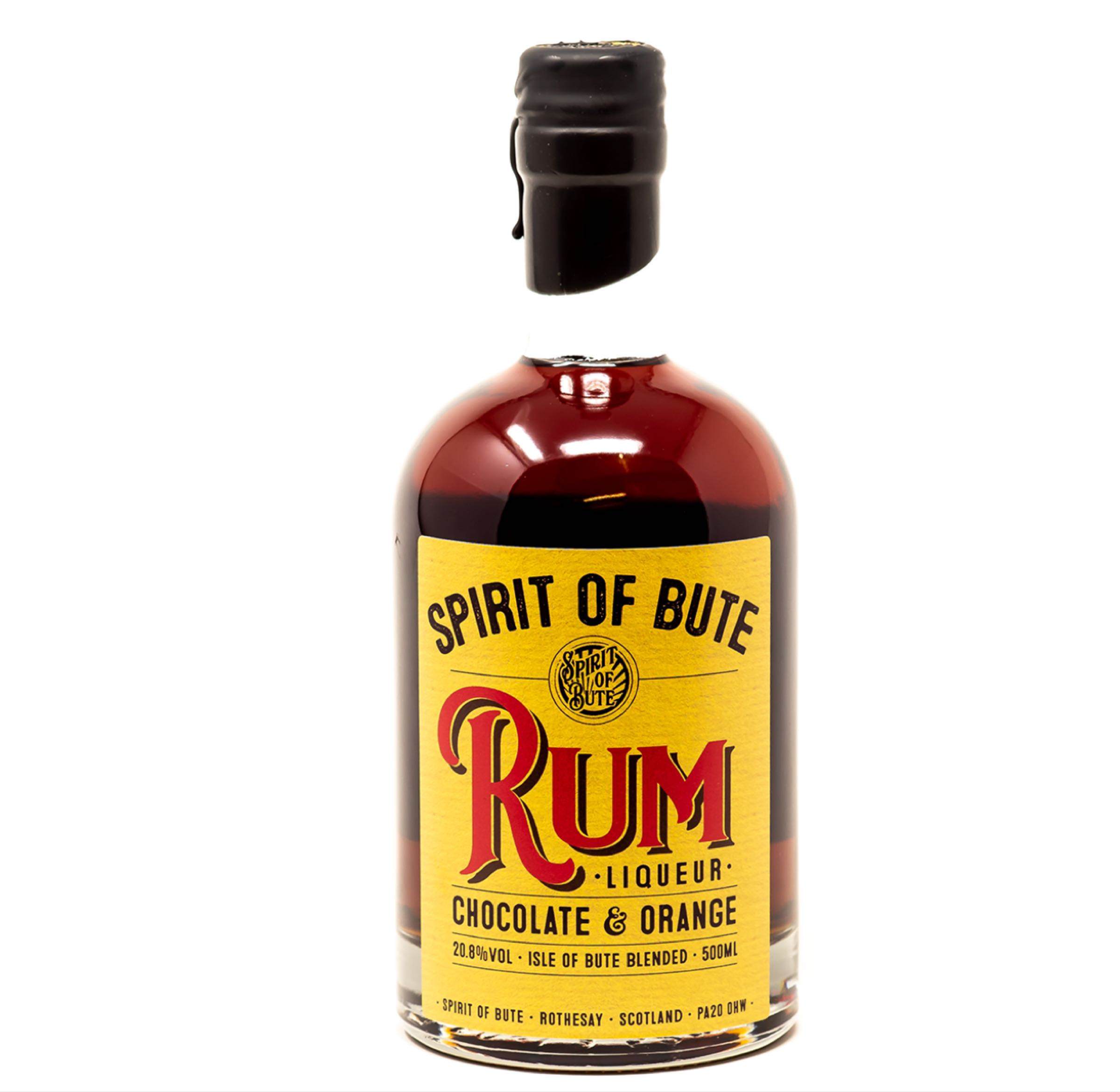 SOB Rum Liqueur (Choc & Orange)
