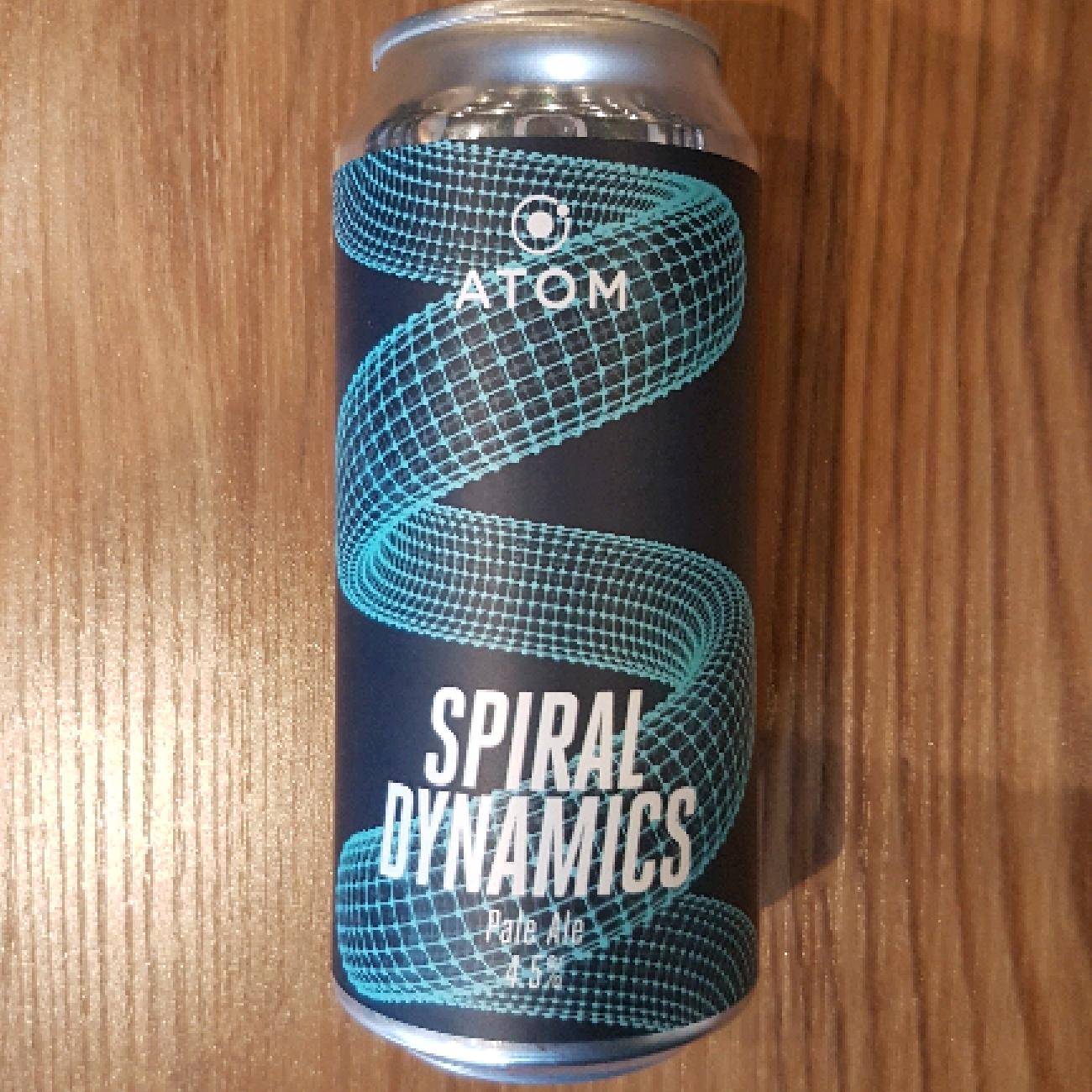 Atom Spiral Dynamics