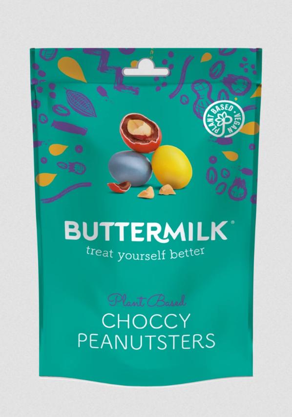 Buttermilk - Choccy Peanutsters