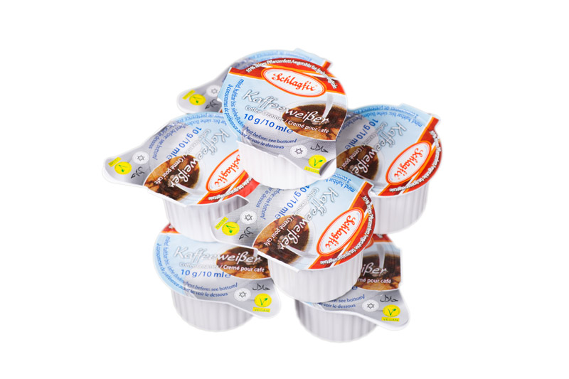Schlagfix - Coffee Creamer (small x 10)