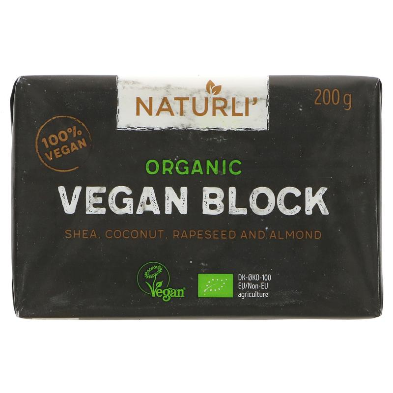 Naturli - Vegan Block