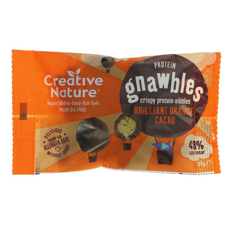 Creative Nature Gnawbles - Orange & Cacoa