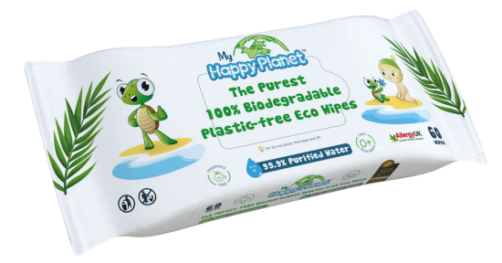Happy Planet Wipes