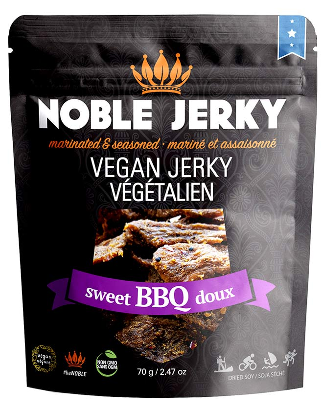 Noble Jerky - Sweet BBQ