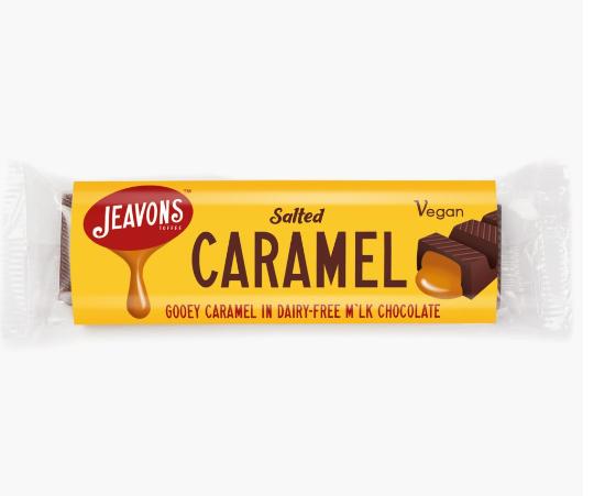 Jeavons - *NEW* Caramel Bar