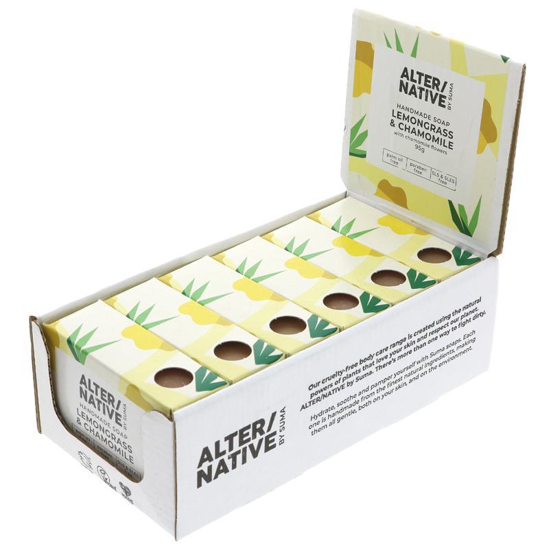Alter/native Soap - Lemongrass & Chamomile