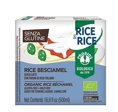 Rice & Rice - Béchamel Sauce (500ml)