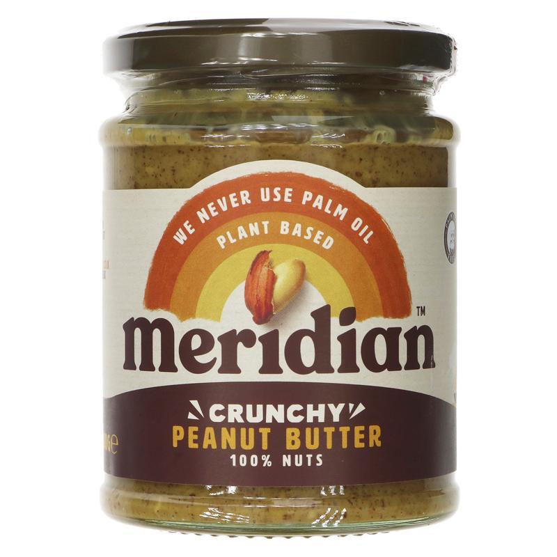 Meridian - Peanut Butter Crunchy (280g)