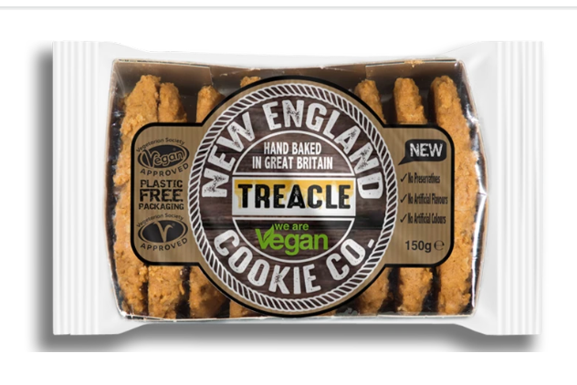 New England Cookie Co - Treacle Cookies