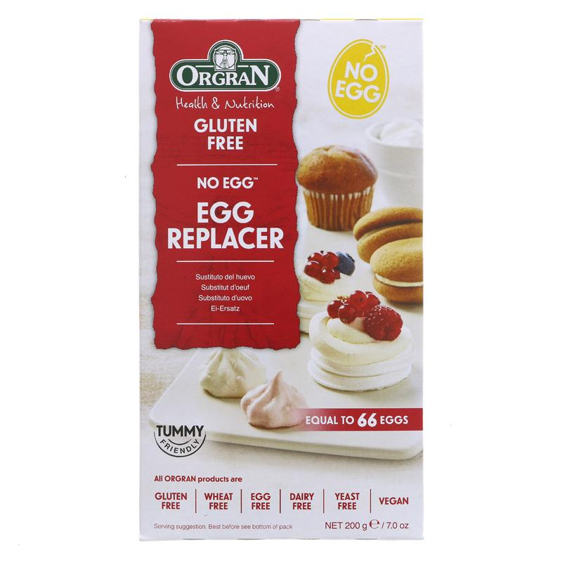 Orgran - No Egg Egg Replacer