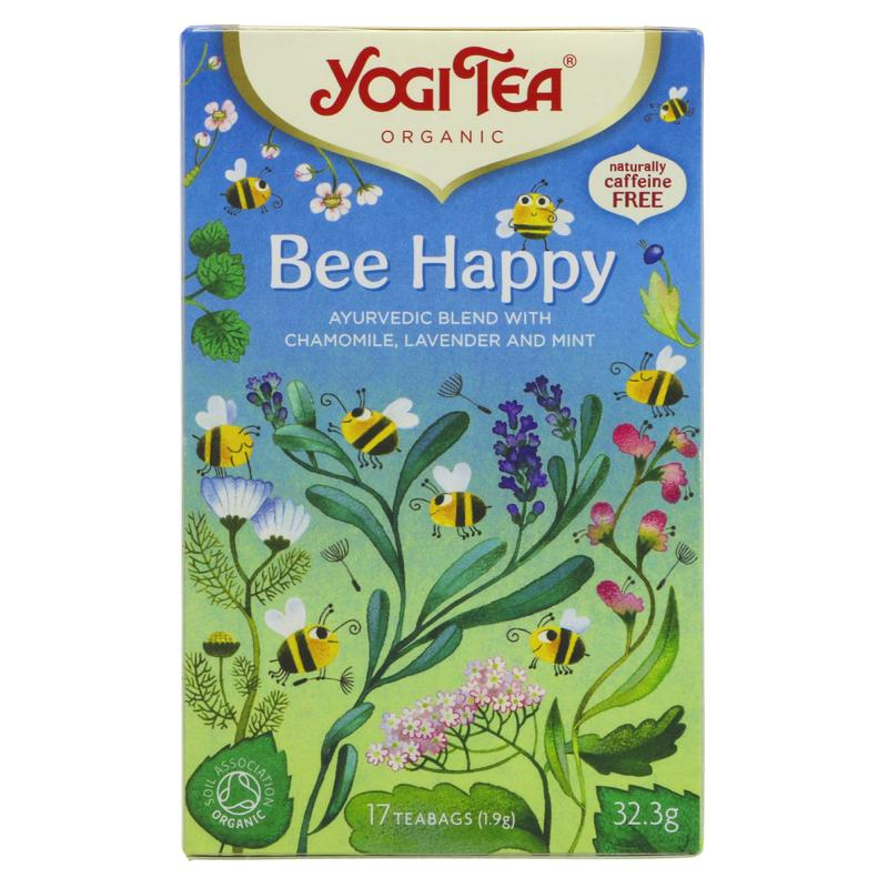 Yogi Tea - Bee Happy (17 teabags)