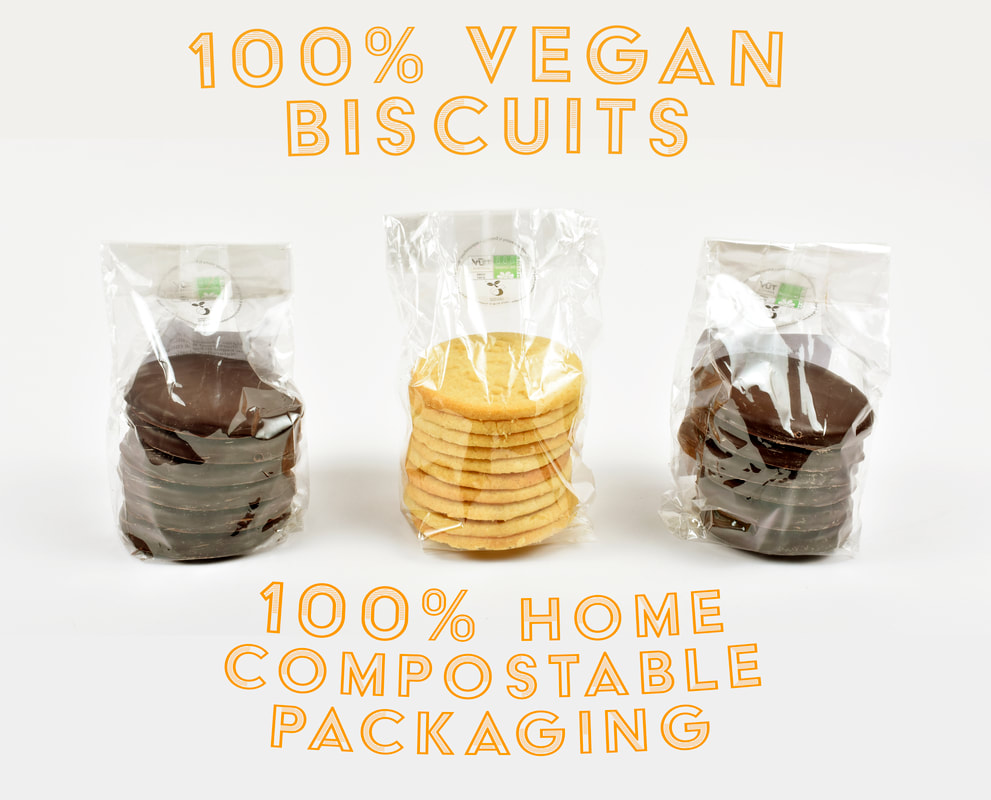 Anandas - Belgian Chocolate Coated Shortbread Biscuits (200g)
