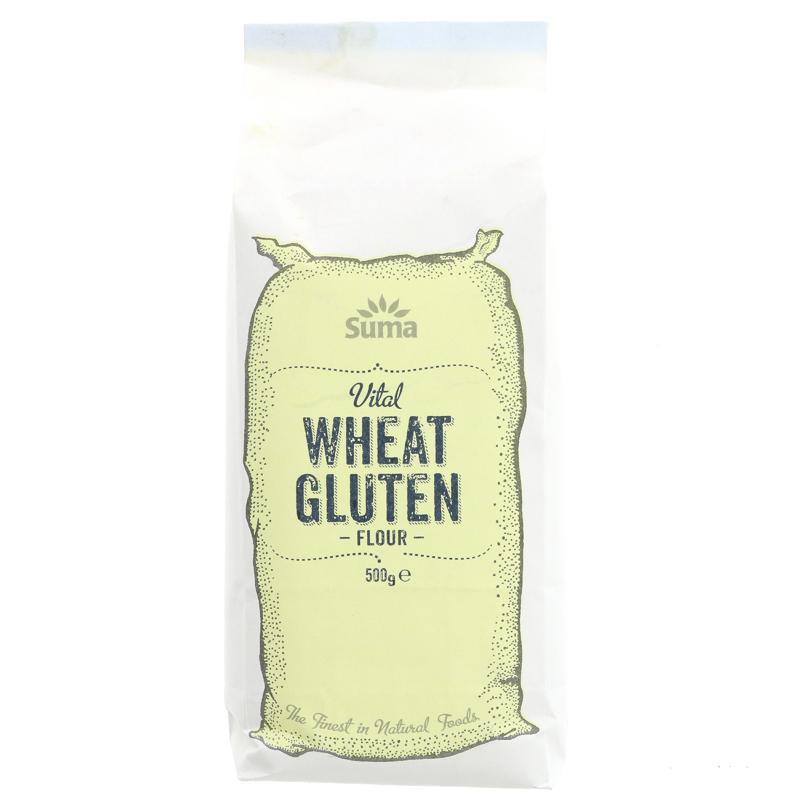 Suma - Vital Wheat Gluten flour 500g