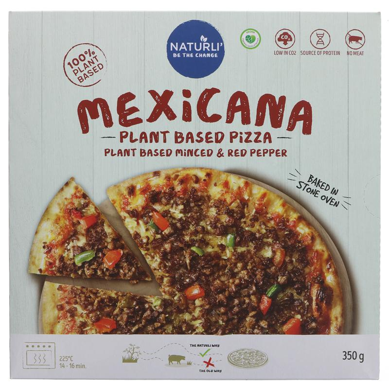 Naturli - Mexicana Pizza