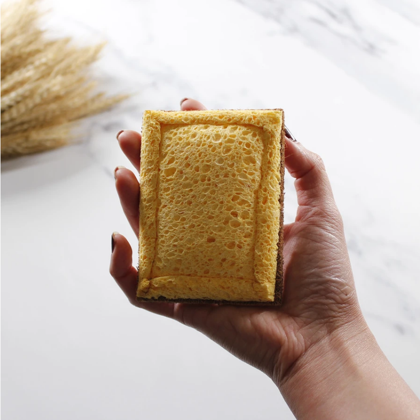 Happy Husk - Scrub Sponge